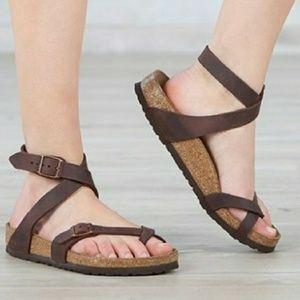 Birkenstock Shoes - New Birkenstock Yara Sandals Habana